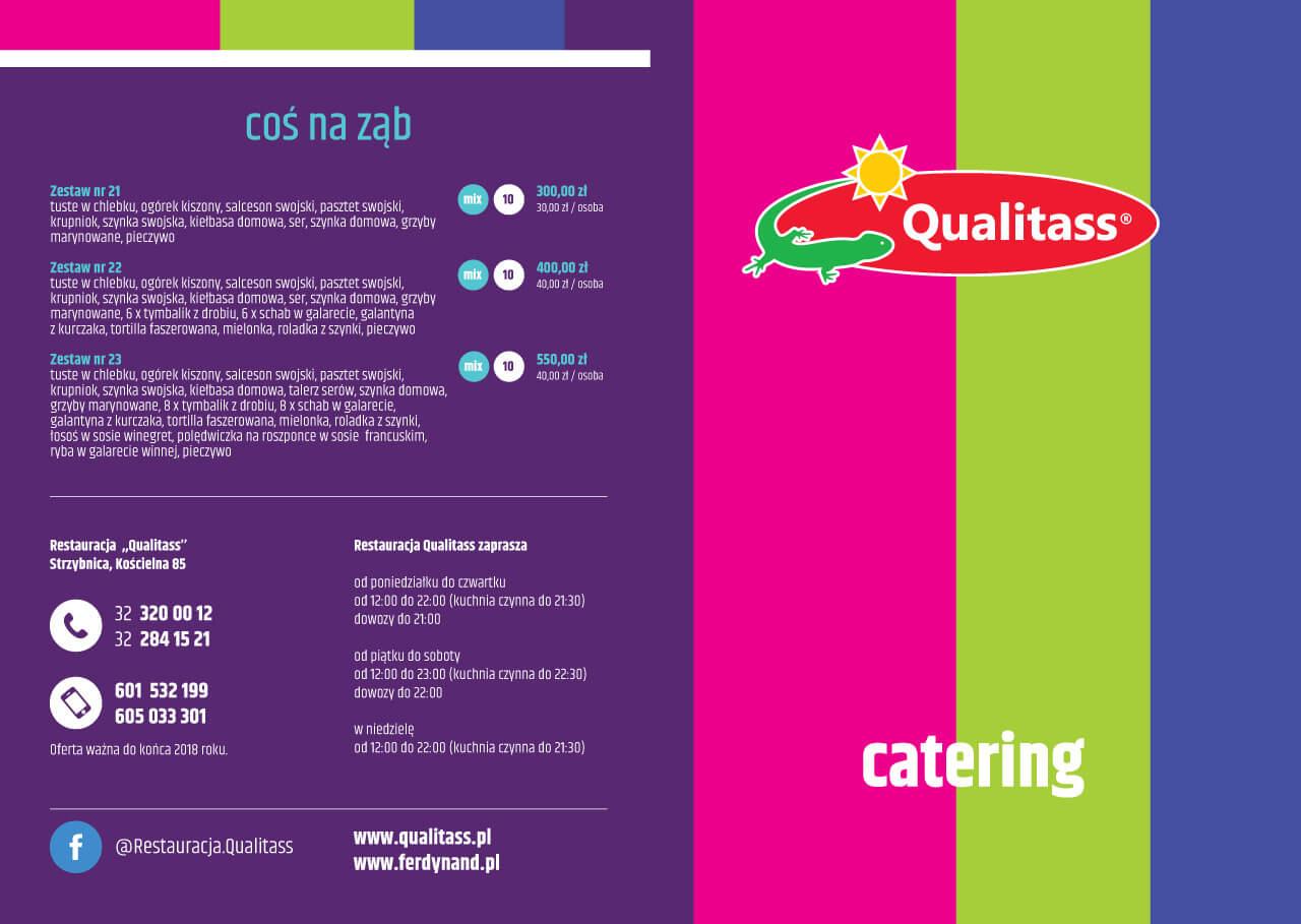Catering Qualitass